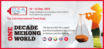 ITE – HCMC 2015 – International Travel Expo – Vietnam