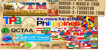 Philippines – World Master Travel Mart 2016
