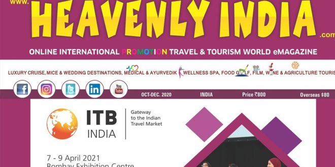 Heavenly India E-Magazine: October to December 2020